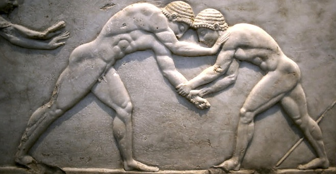 greek-wrestling