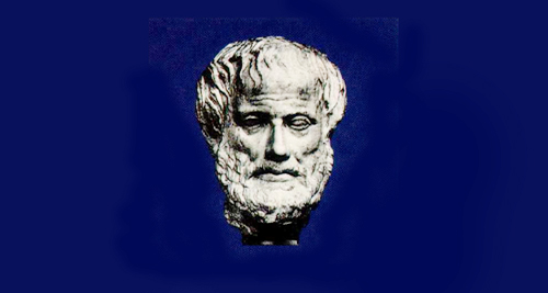 Αριστοτέλης (Στάγειρα 384 - Χαλκίδα 322 π.Χ.)
