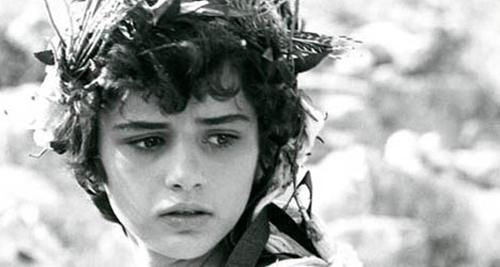 Από την ταινία «Ιφιγένεια» του Μιχάλη Κακογιάννη (1977)