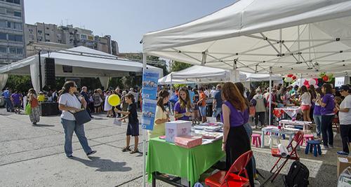 2014-09-26-ΑΘ-Ευρωπαϊκή Ημέρα Γλωσσών-Φωτογραφικό στιγμιότυπο