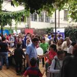 Φωτογραφικά στιγμιότυπα από τις εκδηλώσεις για την Ευρωπαϊκή Ημέρα Γλωσσών στο Βουκουρέστι