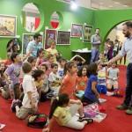 Η παιδική γωνιά στην 12η ΔΕΒΘ (7-10 Μαΐου 2015)
