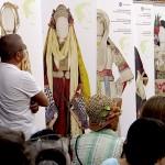 «Ένδυση. Παραδοσιακές Ελληνικές Φορεσιές» στο Βουκουρέστι, Πολιτιστικό Κέντρο «ARCUB», 21-24 Ιουνίου 2016.