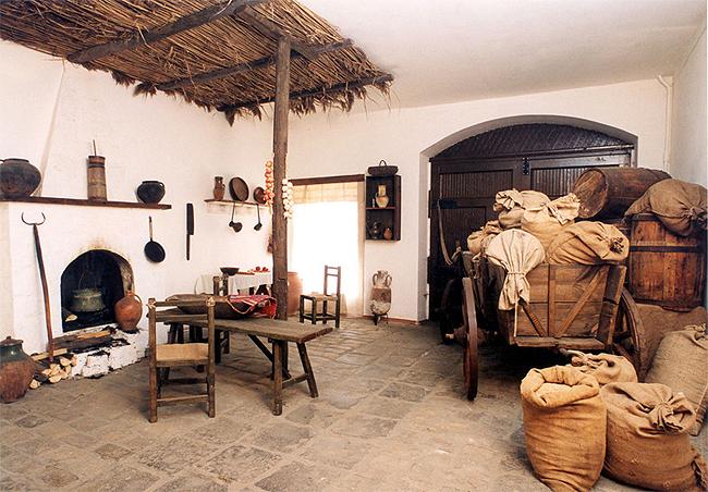 Άποψη του Μουσείου.