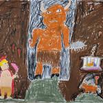 Αλεξάντρ Σεμέσιν, 9 ετών, 3ο βραβείο.