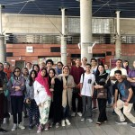 Φοιτητές και σπουδαστές από το Ιράν στο Λύκειο Επιδαύρου - Φεστιβάλ Αθηνών & Επιδαύρου, 4-19 Ιουλίου 2017.