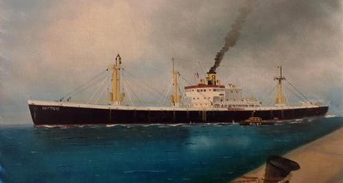"""Μνήμες Πλοίων """"Liberty"""", του καπετάν Γιάννη Γιαπαλάκη, στην Τεργέστη [Sala Giubileo, 2-8 Οκτωβρίου 2017]."""