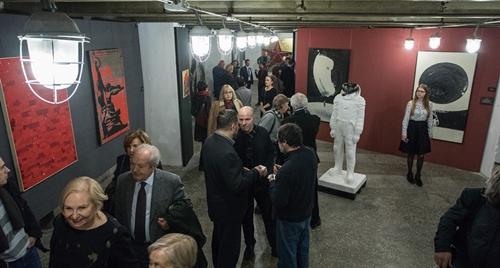 «Δικαίωμα στο Μέλλον» στην Αγία Πετρούπολη [Μουσείο Τέχνης του 20ου και του 21ου αιώνα, 25 Οκτωβρίου - 3 Δεκεμβρίου 2017].