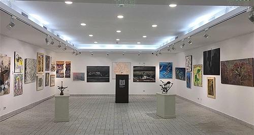 «Ρουμανία-Κύπρος-Ελλάδα», Βουκουρέστι, Μουσείο Λαϊκής Τέχνης «Prof. Dr. Nicolae Minovici» 19-29 Οκτωβρίου 2017.