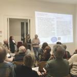 Εορτασμός της Παγκόσμιας Ημέρας Ελληνικής Γλώσσας στην Τεργέστη [Εστία Ελληνικού Ιδρύματος Πολιτισμού, Παρασκευή, 9 Φεβρουαρίου 2018].
