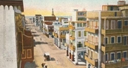 «Αλεξανδρινές φωνές στην οδό Λέψιους» της Πέρσας Κουκούτση [Παράρτημα Ελληνικού Ιδρύματος Πολιτισμού στην Αλεξάνδρεια, Δευτέρα, 12 Φεβρουαρίου 2018].