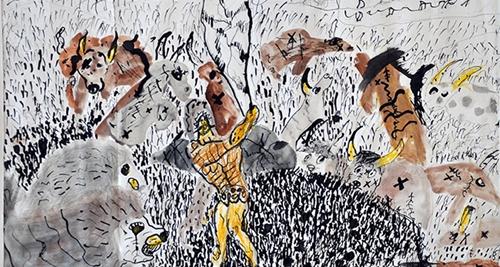 Έργο του Βαντίμ Ιπατένκο, [2ο Βραβείο στον περσινό 22ο διαγωνισμό].