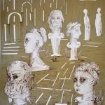 Έργο της Όλγα Ζουμπέτς. 1ο Βραβείο στον 23ο διαγωνισμό παιδικής ζωγραφικής.
