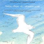 14ος Διεθνής Διαγωνισμός Ποίησης «Castello di Duino», Τεργέστη, 11-24 Μαρτίου 2018.