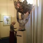 «Ο Ηρακλής μέσα από τους άθλους» στο Παράρτημα του Ελληνικού Ιδρύματος Πολιτισμού στην Αλεξάνδρεια.