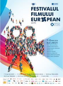 Ενημερωτικό υλικό του 22ου Φεστιβάλ Ευρωπαϊκού Κινηματογράφου.
