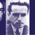 Γιώργος Χειμωνάς, Κώστας Καρυωτάκης, Μαργαρίτα Καραπάνου.