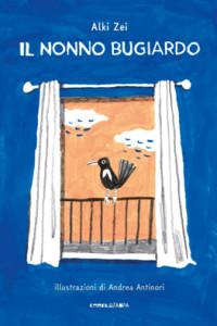 Η Ιταλική έκδοση του μυθιστορήματος της Άλκης Ζέη, «Ο ψεύτης παππούς».