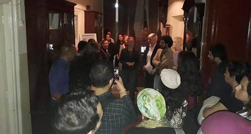 Ποιητικές αναγνώσεις στην Οικία - Μουσείο Καβάφη, Δευτέρα, 26 Νοεμβρίου 2018.