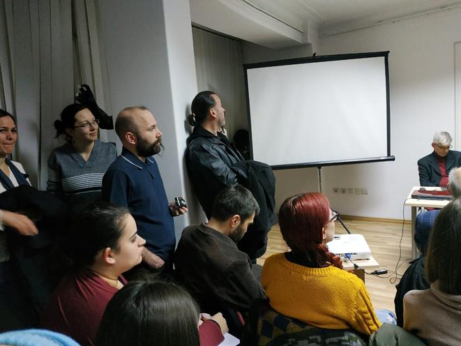 «Ελληνική γλώσσα – απαρχές, εξέλιξη και επιδράσεις», Βελιγράδι, Εστία Ελληνικού Ιδρύματος Πολιτισμού (Resavska 34), Πέμπτη, 7 Φεβρουαρίου 2019.