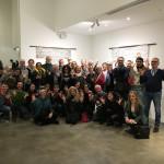 Επίσκεψη του Ινστιτούτου Κωφών του Τορίνο στην έκθεση [Παρασκευή, 22 Φεβρουαρίου 2019].
