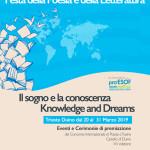15ος Διεθνής Διαγωνισμός Ποίησης και Θεάτρου «Castello di Duino», 20-31 Μαρτίου 2019.