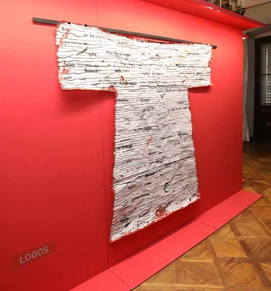 «Αρχέγονο Μέλλον» από τη Βένια Δημητρακοπούλου στην Τεργέστη, Δημοτικό Μουσείο Σαρτόριο - Καστέλο Σαν Τζούστο, 12 Απριλίου - 16 Ιουνίου 2019.