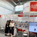Το ελληνικό περίπτερο στην 26η Διεθνή Έκθεση Βιβλίου του Πεκίνου