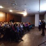 Φωτογραφικό στιγμιότυπο από την εκδήλωση