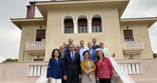 Πρώτη Συνεδρίαση νέου Διοικητικού Συμβουλίου ΕΙΠ