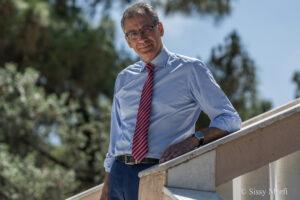 Ο Πρόεδρος του Ελληνικού Ιδρύματος Πολιτισμού, Νίκος Α. Κούκης [Φωτογραφία: Σίσσυ Μόρφη]