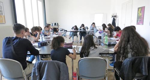 Μαθήματα Ελληνικών στο Βερολίνο από το Ελληνικό Ίδρυμα Πολιτισμού