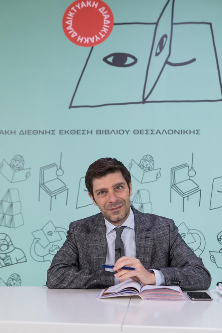 Νικόλας Γιατρομανωλάκης, Γενικός Γραμματέας Σύγχρονου Πολιτισμού του ΥΠΠΟΑ