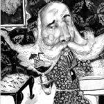 Σχέδιο της Πετρούλας Κρίγκου για το βιβλίο της Κατερίνας Λαγού «Χαρίλαος; Τι όνομα είναι αυτό;»