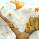 Έργο της Δέσποινας Καραπάνου για την έκθεση με λόγια και εικόνες «Χρόνος είναι...»
