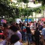 Ziua Europeană a Limbilor în Grădina Secretă a Librăriei Cărturești, 26 septembrie 2015