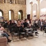"""Instantanee de la proiecția filmului """"Mica Anglie"""", de Pantelis Voulgaris, ICR, 12 mai 2016, Festivalul Filmului European"""
