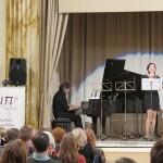 """""""Călătorie muzicală în Grecia, Italia și împrejurimi"""" în Sala Mare a Institutului Cultural Român, 16 noiembrie 2016."""