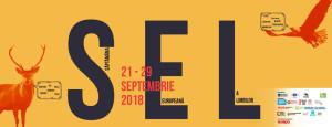 Săptămâna Europeană a Limbilor, 21-29 septembrie 2018.