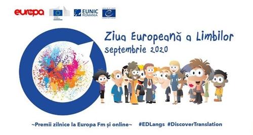 Ziua Europeană a Limbilor – București, 2020