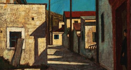 Έκθεση ζωγραφικής έργων Ρώσων ζωγράφων