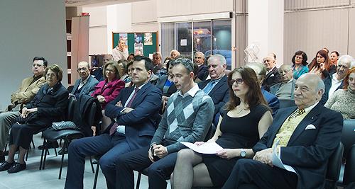 «Πολυμερής Διπλωματία και Κυπριακό»: Διάλεξη του Πρέσβη κ. Ανδρεστίνου Παπαδόπουλου