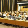Φωτογραφικό στιγμιότυπο κατά τη διάρκεια του διήμερου Συνεδρίου.