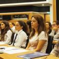 «Μέρες Σεφέρη» στη Λευκωσία: Φωτογραφικό στιγμιότυπο από το διήμερο Συνέδριο για τη ζωή και το έργο του μεγάλου Έλληνα ποιητή και διπλωμάτη.