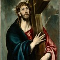 Christ Carrying the Cross, by El Greco, c. 1577-87. Courtesy www.metmuseum.org