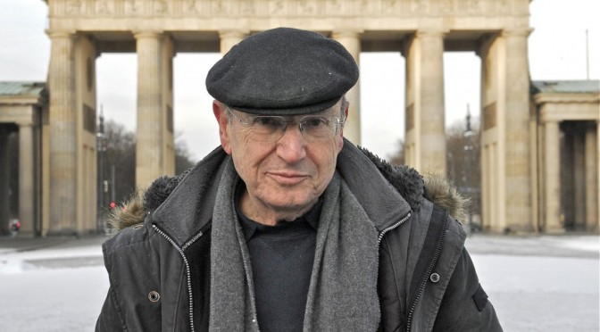 Theo Angelopoulos, photo © Nelly Tragousti