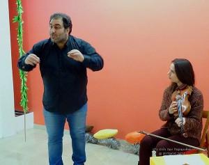 Boil an Egg ... with Giorgos Evgenikos and Irini Nikolakopoulou