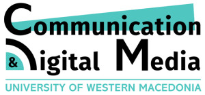 Department of Communication and Digital Media, University of Western Macedonia
