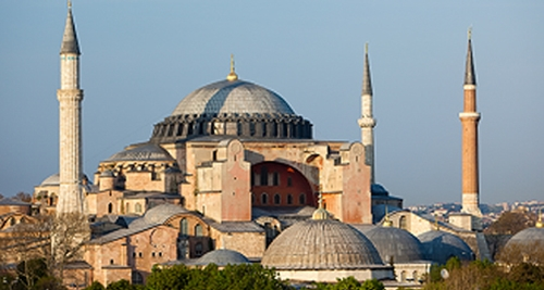 On Hagia Sophia Reverting to a Mosque